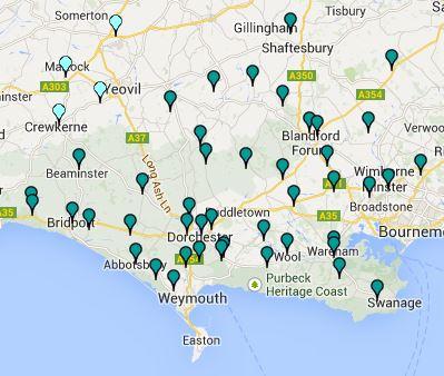 Dorset Auxiliary Units