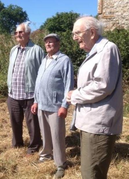Surviving Dorset Auxiliers