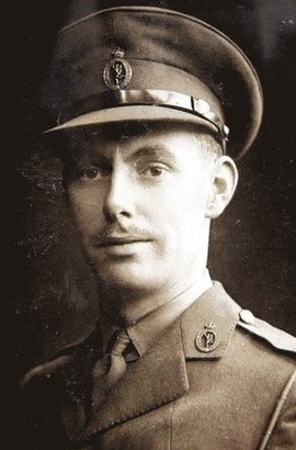 Roy Russell during the Second World War (Pic: Dorking Advertiser )