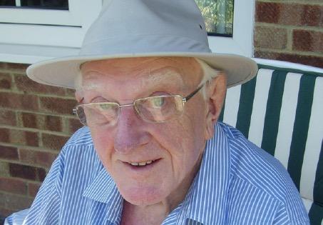 Patrick Barrett OBE