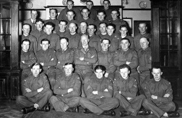 Gubeon Ogle Auxiliary Unit Patrol 1