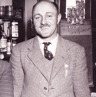 Mr Edwin Trangmar Wadman